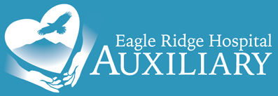 Eagle Ridge Hospital Auxiliary Logo