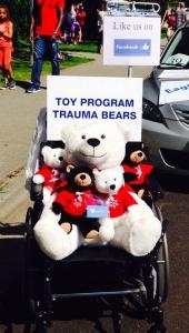 Trauma Bears
